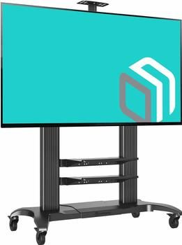 1. ONKRON TV Stand Rolling Cart for 60 - 100-inch TV Stand