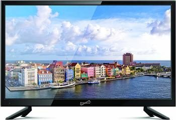 1. Supersonic 19-inch TV LED Widescreen HDTV 1080p