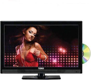 10. Naxa 15.6-inch NTD-1553 LED - 16-inch TVs