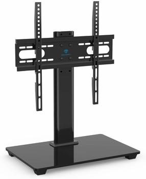 10. PERLESMITH Universal Table Top TV Stand for 37-55-inch TV Stands