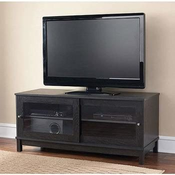 13. Mainstay TV Stand - for TVs measuring up to 55-inches TV Stand