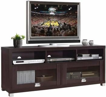 15. Techni Mobili Durbin Cabinet for TVs Measuring up to 55-inch TV Stands