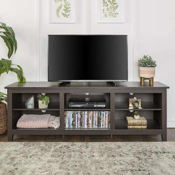 2 WE Furniture 70-inches Best TV Cabinet