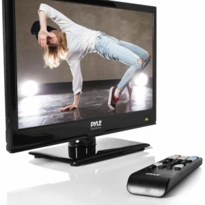 2. Pyle 15.6-Inch Ultra HD TV 1080p LED TV - Best 16-inch TVs