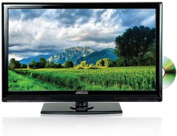 3. Axess 15.6-Inch LED HD TV