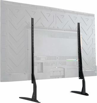 4. VIVO Universal TV Table Top Stand for LCD Flat Screen fits 65 inch TVs