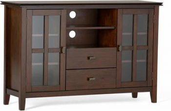 5 Simpli Home AXCHOL005 Best TV Cabinet