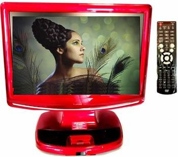 5. Venturer 19-inch TV Combo LCD TV DVD Player 1080i high-Definition VGA