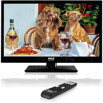 6. Pyle 18.5-Inch LED TV 1080p Ultra HD Widescreen