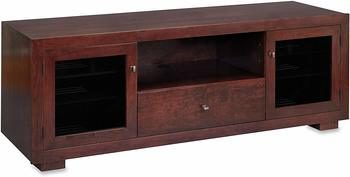 9. Haven EX 72-inch TV Stand, Solid Wood