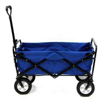 MAC Sports Collapsible Folding Outdoor Utility Wagon