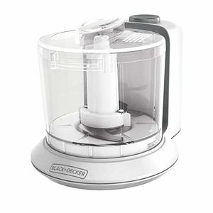 1. BLACK+DECKER HC306 1.5-Cup Electric Food Chopper