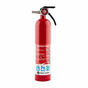 1. First Alert 1038789 Standard Home Fire Extinguisher