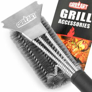 1. GRILLART Grill Brush and for Grill
