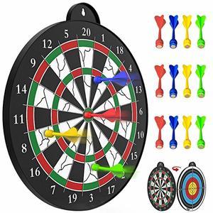 1. Magnetic Dartboard - 12pcs Magnetic dart