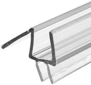 1. Prime-Line M 6258 Frameless Shower Door Bottom Seal