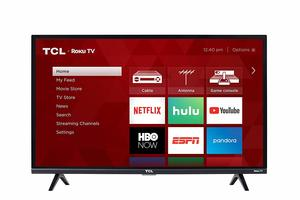 1. TCL 32-inch 1080p Roku Smart LED TV