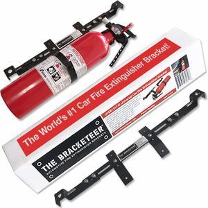 10. Car Fire Extinguisher Bracket
