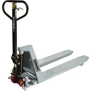 10. Roughneck High-Lifting Hydraulic Pallet Truck