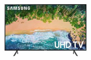 10. Samsung 75-inch LED Smart 4K TV UN75NU6900FXZA 6 Series Smart TV