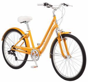 10. Schwinn Suburban Comfort Hybrid Bike