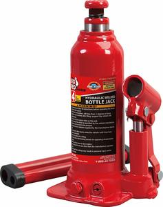 10. Torin Big Red Hydraulic Bottle Jack