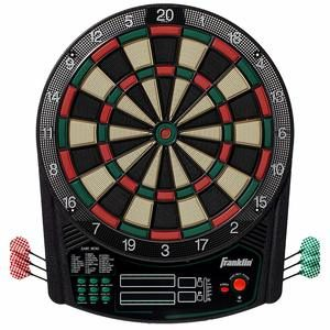 11. Franklin Sports Electronic Dartboard Set