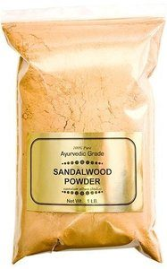 11. India Sandalwood Powder 100% Pure Ayurvedic Grade
