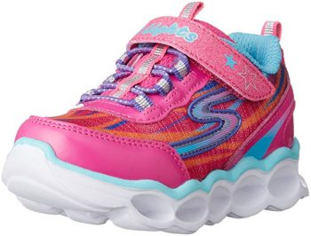 Skechers Kids S-Lights Lumos Light-Up Sneaker (Toddler/Little Kid)