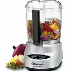 12. Cuisinart DLC-4CHB Mini-Prep Plus 4-Cup Food Processor