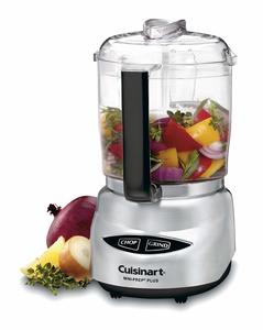 12. Cuisinart DLC-4CHB Mini-Prep Plus 4-Cup Food Processor