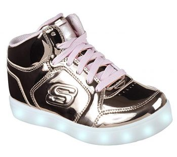 Skechers Kids Energy Lights-Dance-N-Dazzle Sneaker