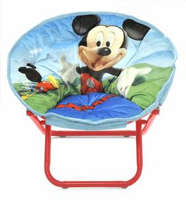 14. Disney Mickey Mouse Toddler Saucer Chair