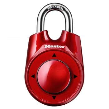 Master Lock 1500iD Set Your Own Directional Combination Padlock