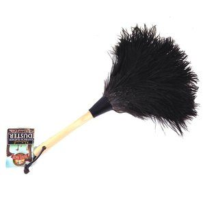 2- Wool Shop Ostrich Feather