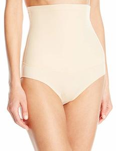 2. Maidenform Flexees Women's Shapewear Hi-Waist Brief Firm Control