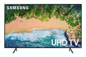 2. Samsung UN75NU7100FXZA 4K UHD 7 Series Smart LED TV