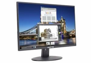 2. Sceptre 20-inch TV Ultra Thin Frameless LED Monitor