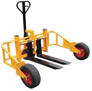 2. Vestil ALL-T-2 Light Duty All Terrain Pallet Truck