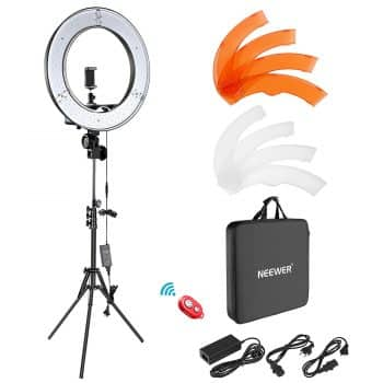 Neewer Ring Light Kit:18""