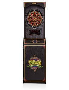 3. Arachnid Cricket Pro 650 Standing Electronic Dartboard