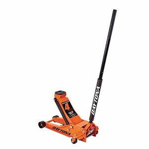 3. Daytona Helmets 4 ton Steel Heavy Duty Floor Jack