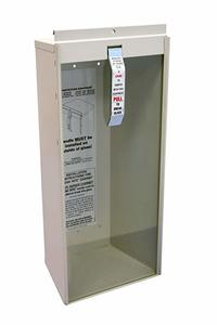 3. Kidde 468041 Surface-Mount 5-Pound Fire Extinguisher Cabinet