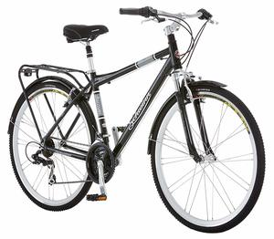 3. Schwinn Discover Hybrid Bikes for Men and Women