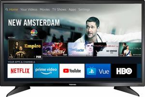 3. Toshiba 32-inch 720p HD Smart LED TV