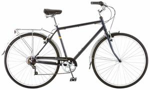 4. Schwinn Men's Wayfare Hybrid Bike