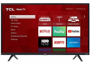 4. TCL 32-inch 720p Roku Smart LED TV