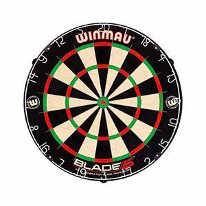 4. Winmau DWIN500-5 Blade 5 Bristle Dartboard