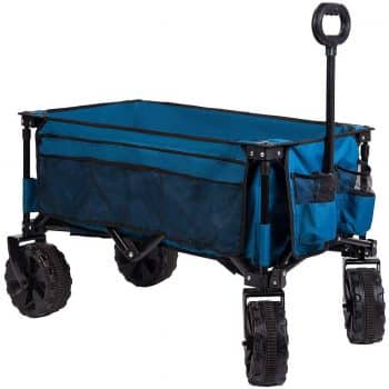 Timber Ridge Folding Camping Wagon