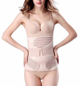 5. ChongErfei Postpartum Support Belly Wrap Waist